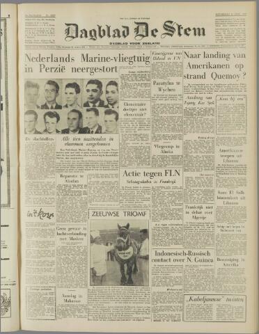 de Stem 1958-09-11