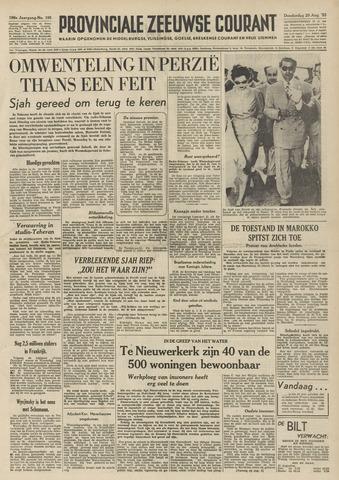 Provinciale Zeeuwse Courant 1953-08-20