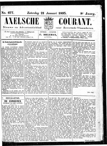 Axelsche Courant 1893-01-21