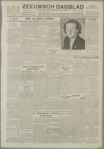Zeeuwsch Dagblad 1949-04-30
