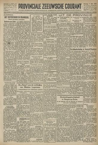 Provinciale Zeeuwse Courant 1946-05-07