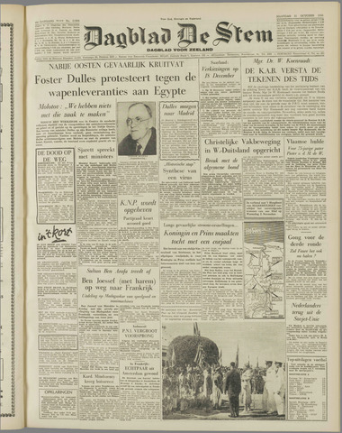 de Stem 1955-10-31