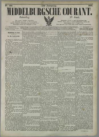 Middelburgsche Courant 1891-06-27