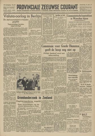 Provinciale Zeeuwse Courant 1948-06-24