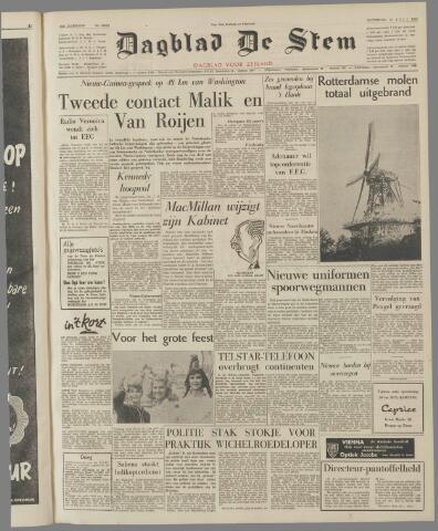 de Stem 1962-07-14