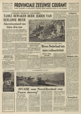 Provinciale Zeeuwse Courant 1961-10-28