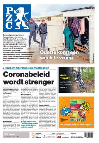 Provinciale Zeeuwse Courant 2020-09-28