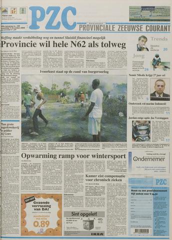 Provinciale Zeeuwse Courant 2003-12-03