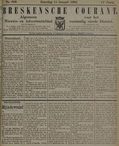 Breskensche Courant 1902-01-11