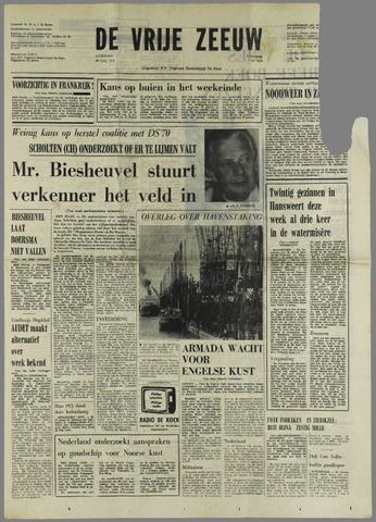 de Vrije Zeeuw 1972-07-29