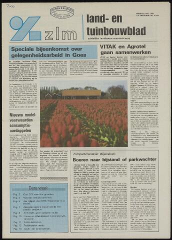 Zeeuwsch landbouwblad ... ZLM land- en tuinbouwblad 1991-05-03