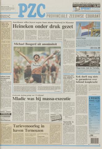 Provinciale Zeeuwse Courant 1996-07-06