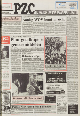 Provinciale Zeeuwse Courant 1987-11-14