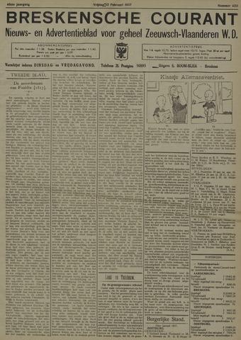 Breskensche Courant 1937-02-12