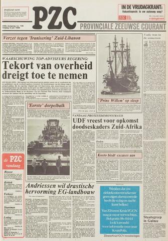 Provinciale Zeeuwse Courant 1985-07-05