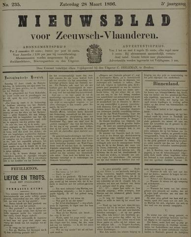 Nieuwsblad voor Zeeuwsch-Vlaanderen 1896-03-28
