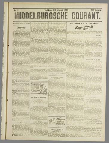 Middelburgsche Courant 1925-03-20