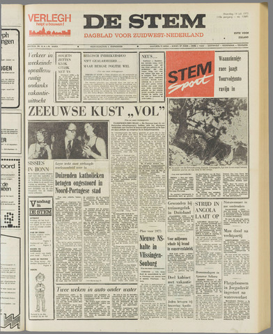 de Stem 1975-07-14