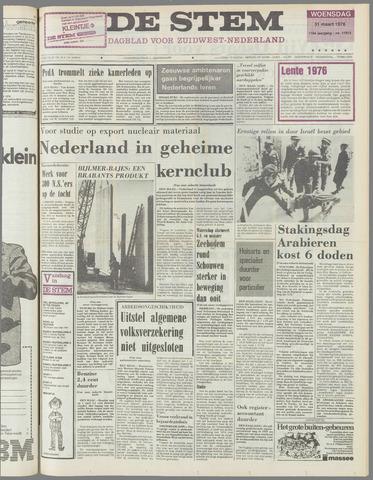 de Stem 1976-03-31