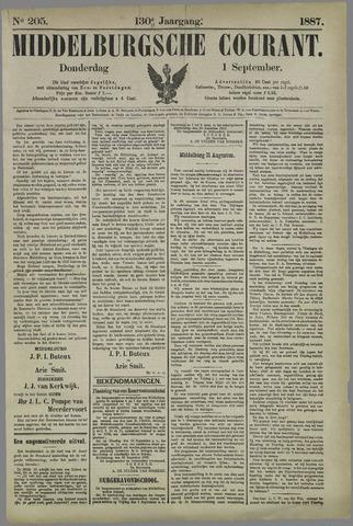 Middelburgsche Courant 1887-09-01