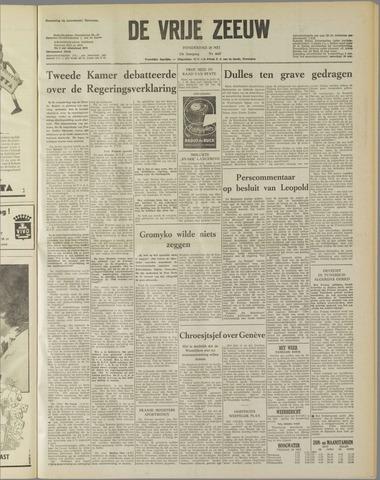 de Vrije Zeeuw 1959-05-28