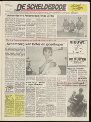Scheldebode 1990-10-25