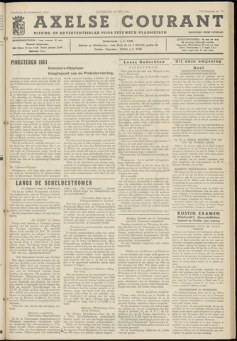 Axelsche Courant 1961-05-20