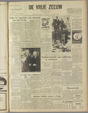 de Vrije Zeeuw 1961-03-17