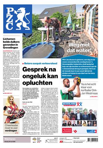 Provinciale Zeeuwse Courant 2018-05-29