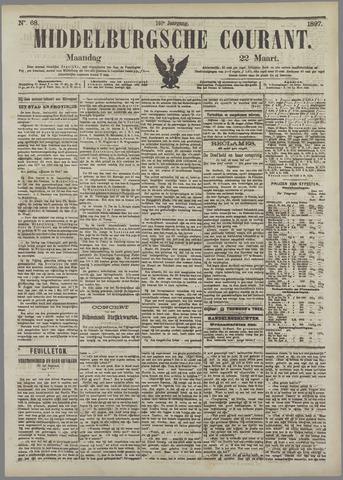Middelburgsche Courant 1897-03-22