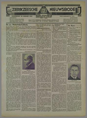 Zierikzeesche Nieuwsbode 1941-01-30