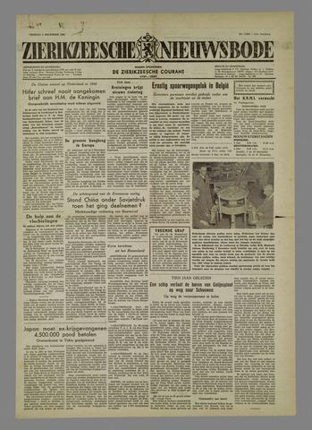 Zierikzeesche Nieuwsbode 1954-12-03