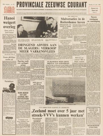 Provinciale Zeeuwse Courant 1966-04-23
