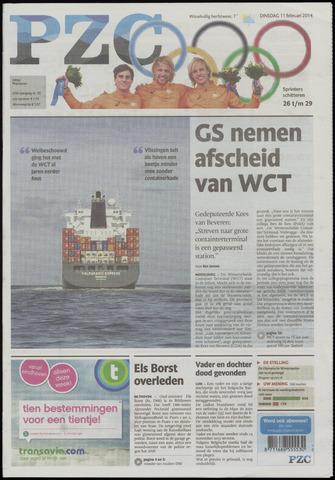 Provinciale Zeeuwse Courant 2014-02-11