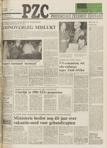 Provinciale Zeeuwse Courant 1975-11-05