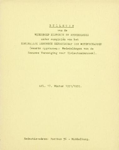 Nehalennia 1971-12-01