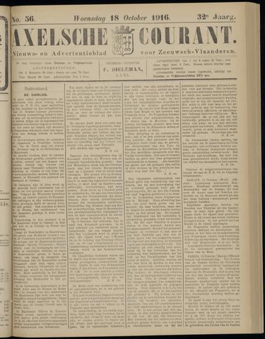 Axelsche Courant 1916-10-18