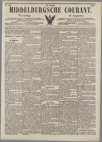 Middelburgsche Courant 1897-08-11