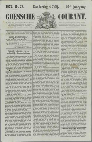 Goessche Courant 1872-07-04