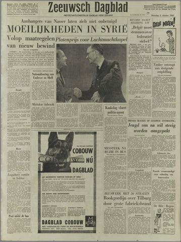 Zeeuwsch Dagblad 1961-10-02