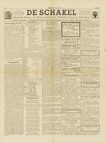 De Schakel 1945-12-31