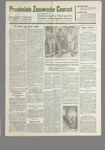 Provinciale Zeeuwse Courant 1940-10-05