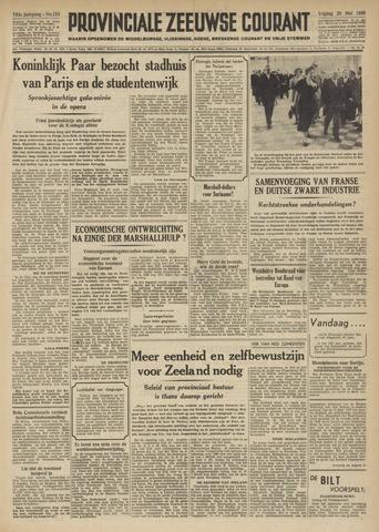 Provinciale Zeeuwse Courant 1950-05-26