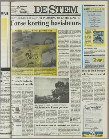 de Stem 1988-07-09