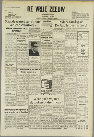 de Vrije Zeeuw 1965-05-26