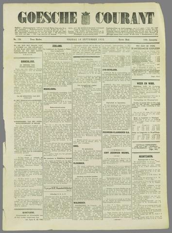 Goessche Courant 1932-09-16