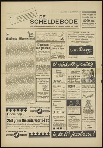 Scheldebode 1950-03-03