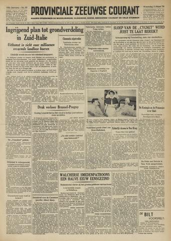 Provinciale Zeeuwse Courant 1950-03-15