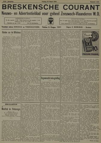 Breskensche Courant 1936-03-27