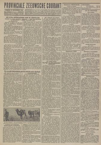 Provinciale Zeeuwse Courant 1942-11-27